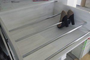 batų stalčius